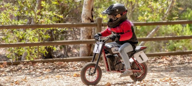 Indian a lansat modelul pentru copii eFTR Mini