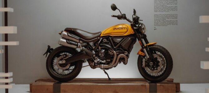Ducati a prezentat modelul Scrambler 1100 Tribute PRO