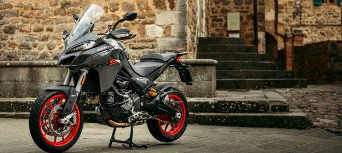 Ducati a prezentat noul model Multistrada V2 / V2 S