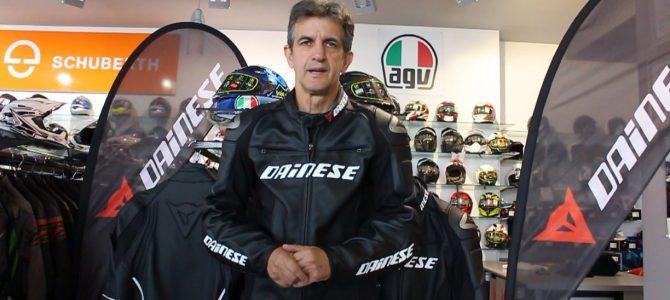 Prezentare geacă Dainese Racing D1