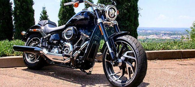 Harley–Davidson's splendid Sport Glide