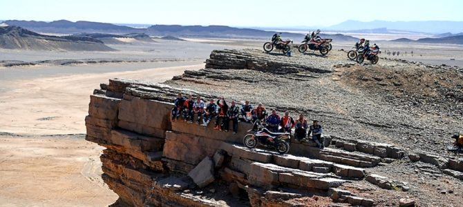 KTM 790 Adventure and Adventure R – Moroccan Magic