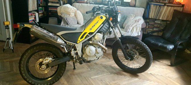 Yamaha Tricker 250 – test şi prezentare în casă
