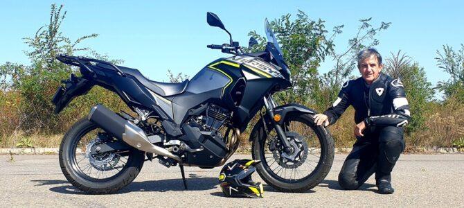 Kawasaki Versys-X 300 – test şi prezentare – varianta video