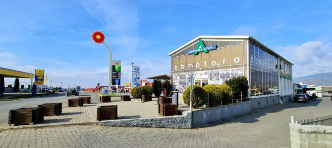 Magazinul BBMoto din Gheorgheni