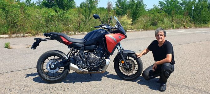 Yamaha Tracer 700 – test şi prezentare – varianta video