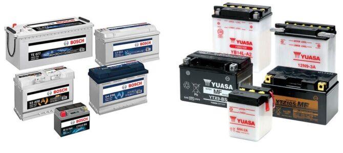 Marii producători de motociclete vor să standardizeze bateriile