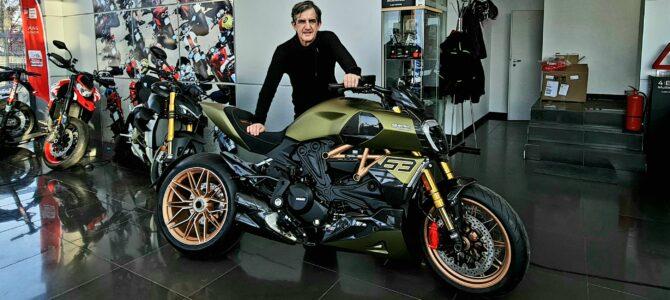 Diavel 1260 Lamborghini, una dintre cele mai frumoase motociclete Ducati din ultimul timp