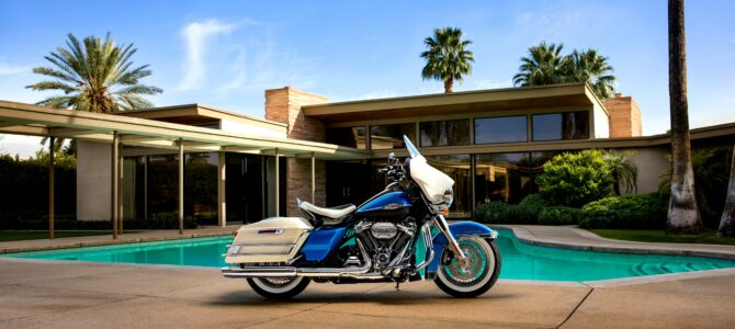 Noua colecție Harley-Davidson Icons, exemplu de design american