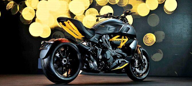 Black and Steel, noua versiune Ducati Diavel 1260 S