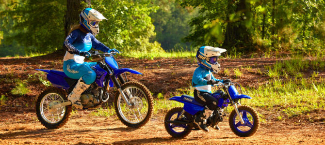 Yamaha a prezentat gama modelelor off-road 2022