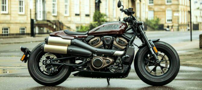 Harley-Davidson a prezentat noul model Sportster S