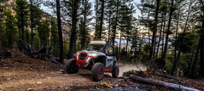 Polaris a pregătit o gamă de accesorii pentru noul modelRZR Trail S 1000