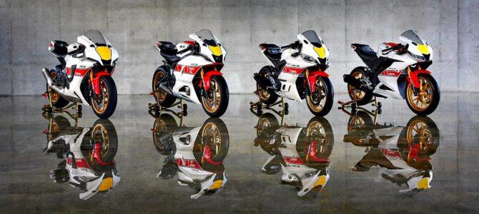 Modelele din seria R 2022 au fost prezentate de Yamaha
