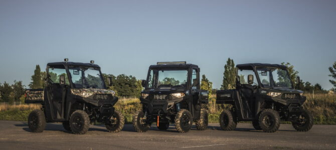 Polaris a lansat noile modele off-road 2022