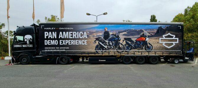Cum a fost la Harley-Davidson Pan America Demo Experience 2021