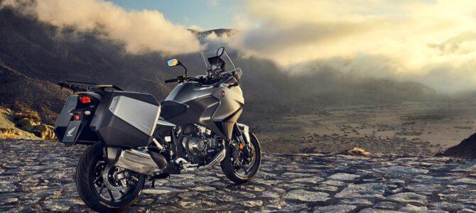 NT1100, cea mai nouă motocicletă lansată de Honda