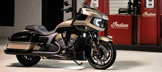 Jack Daniel's Indian Challenger Dark Horse 2022
