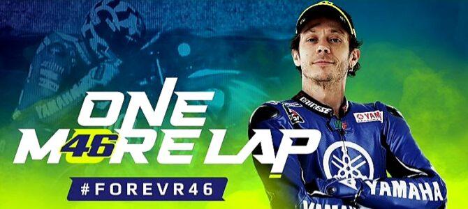 One More Lap – Valentino Rossi va face un ultim tur la EICMA 2021
